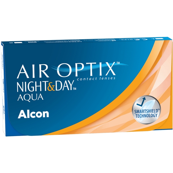 Air Optix Night&Day Aqua 6p