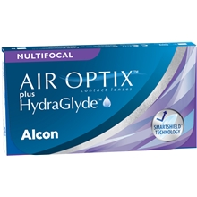 AIR OPTIX plus HydraGlyde Multifocal 3p