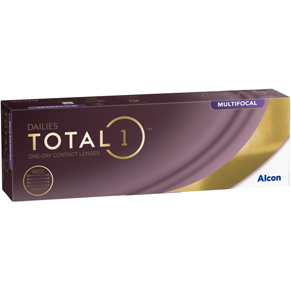DAILIES TOTAL1 Multifocal 30p