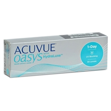 Acuvue Oasys 1-Day HydraLuxe 30p